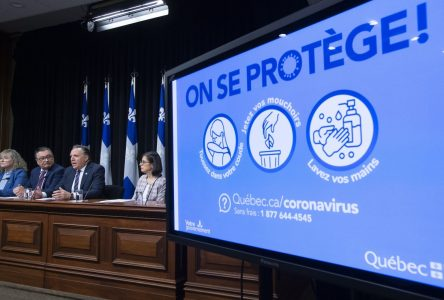 Sondage Léger : 95 % des Québécois satisfaits des mesures établies par le gouvernement Legault