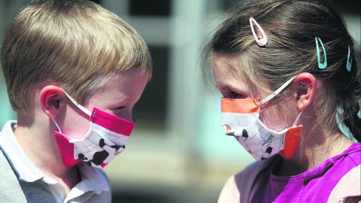 Le Festival de la Famille de Forestville fournira des masques aux enfants de Colombier à Longue-Rive