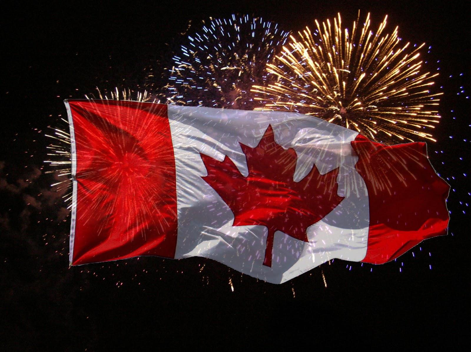 La fête du Canada célébrée autrement
