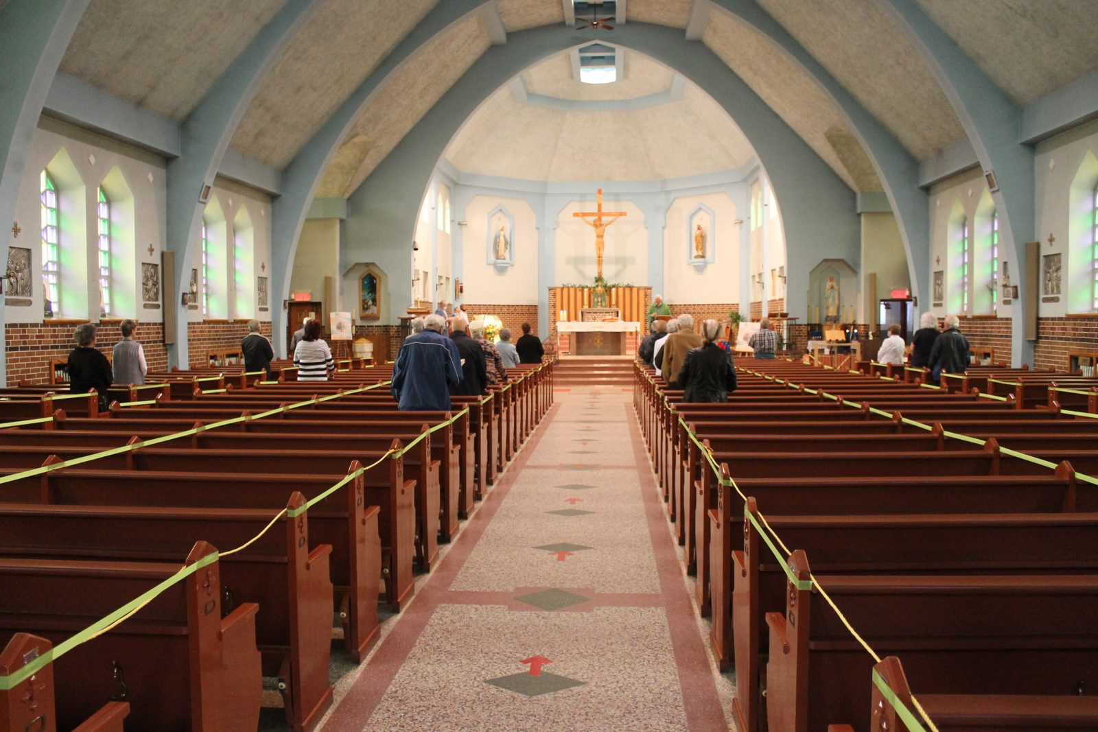 Recréer un climat de confiance dans les églises