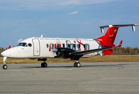 Départ d'Air Canada : pas de problèmes en vue au CISSS