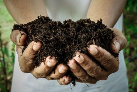Le compost communautaire est relancé dans l'ouest de la MRC