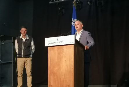 Le gouvernement annonce une étude pour le prolongement de la route 138