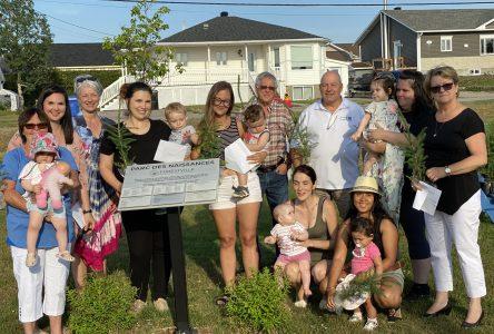 Le Parc des naissances de Forestville accueille 18 nouveau-nés