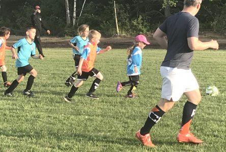 C'est parti pour l'Association de soccer des Escoumins