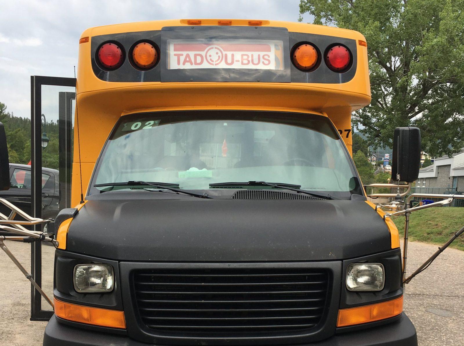 Le Tadou-Bus reprend du service
