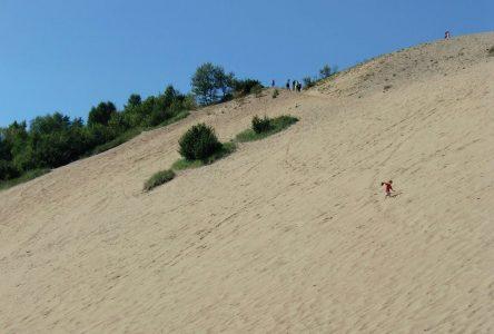 Vers un parc national des Dunes-de-Tadoussac
