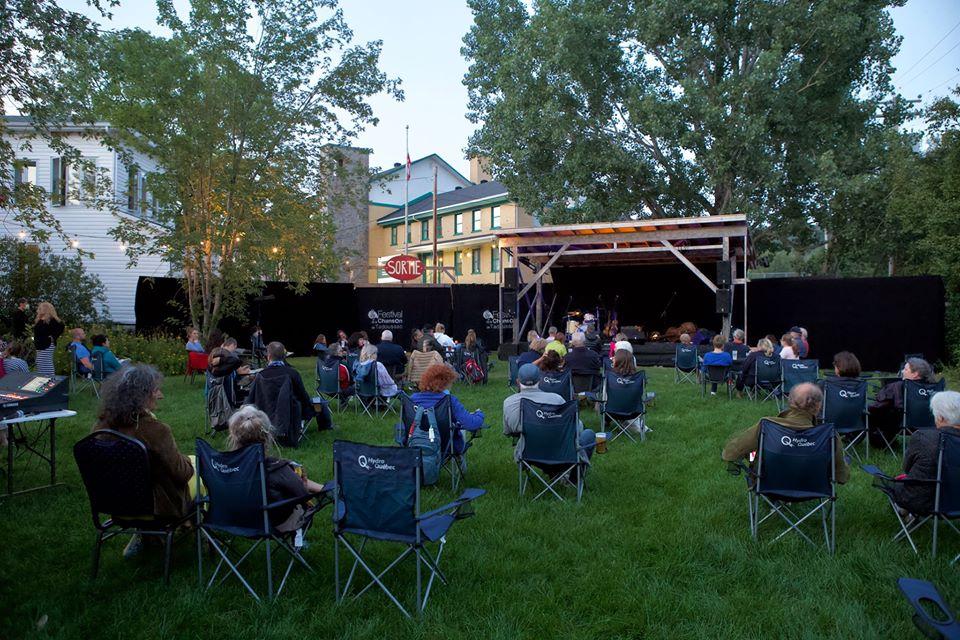 Festival de la chanson de Tadoussac : le public est au rendez-vous