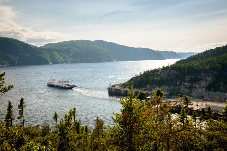 (Mise à jour) Retour à la normale à la traverse de Tadoussac–Baie-Sainte-Catherine