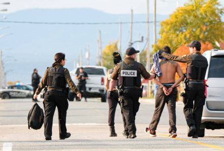 Conclusion de deux opérations policières à Sept-Îles/Uashat et Havre-Saint-Pierre reliées