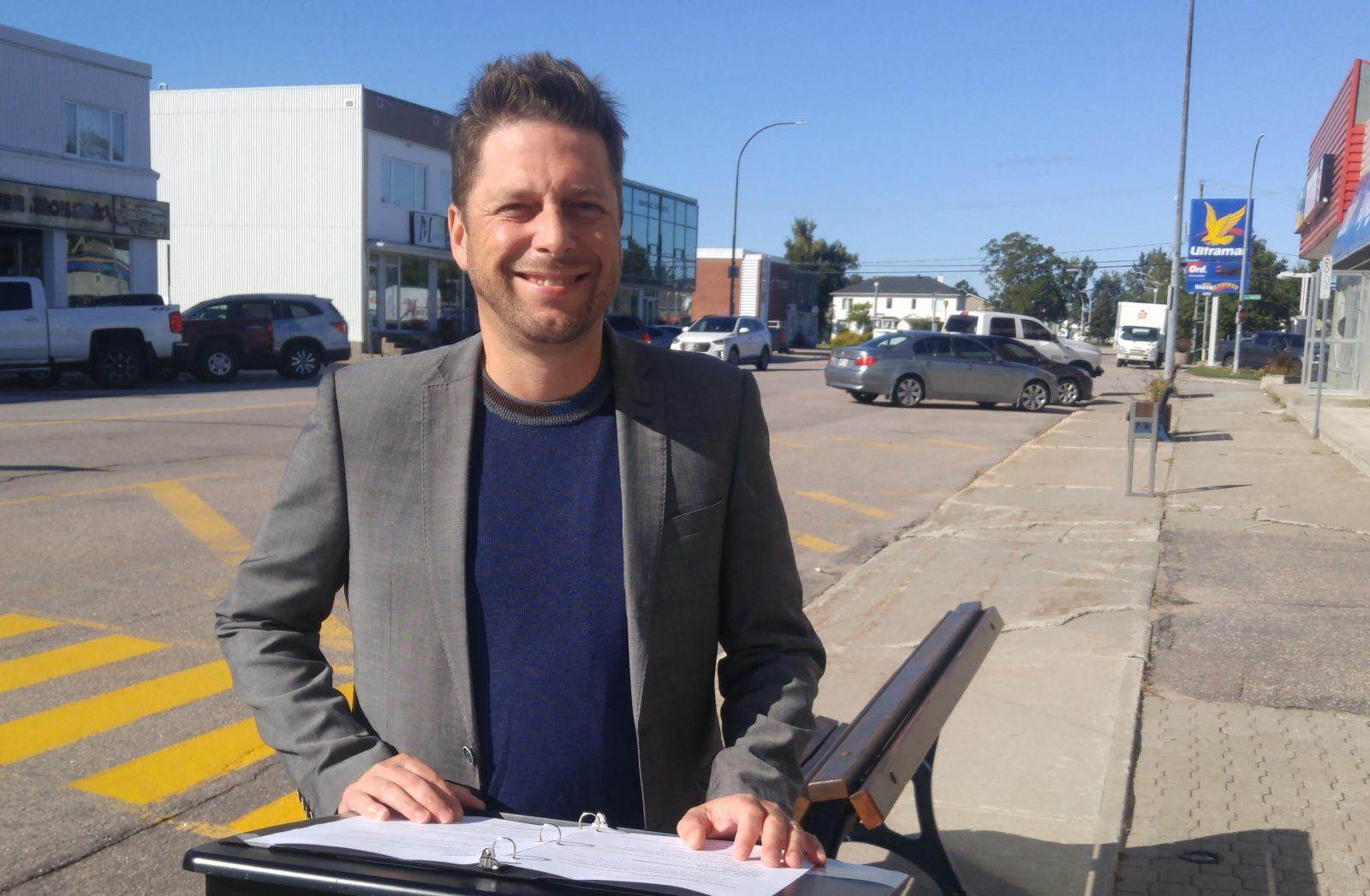 Pandémie et relance économique interpellent le député Ouellet
