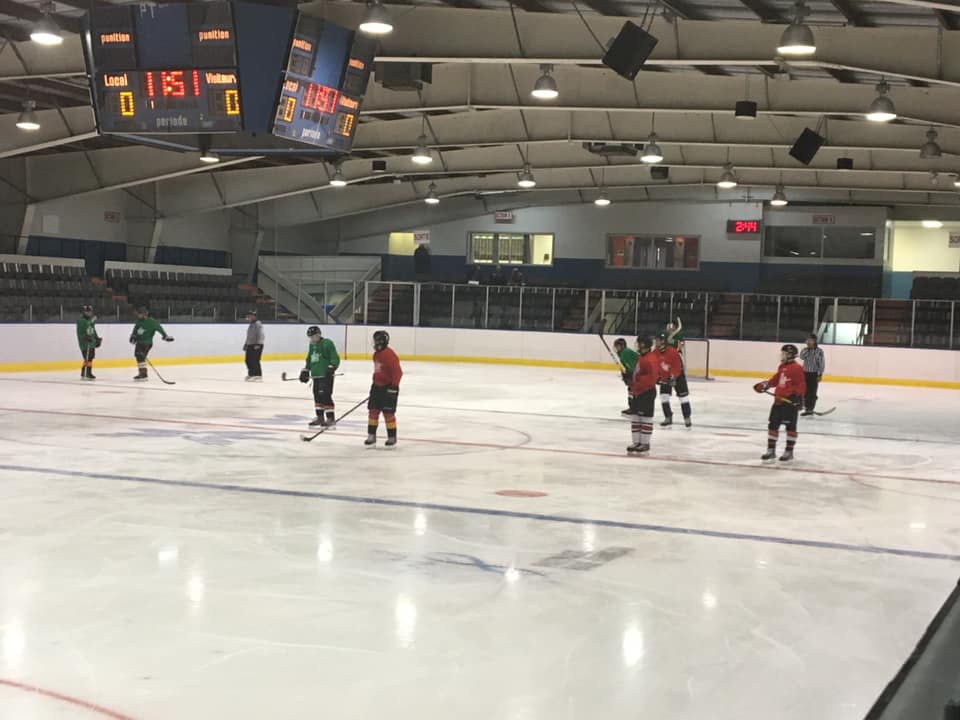 Les Nord-Côtiers midget AA prennent forme