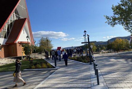 Destination Tadoussac : la phase 1 est achevée