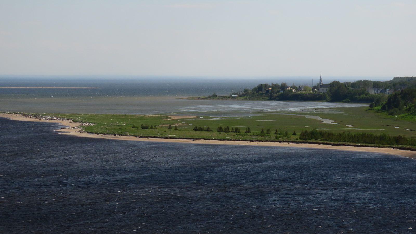 Portneuf-sur-Mer déploie des initiatives pour protéger son banc de sable