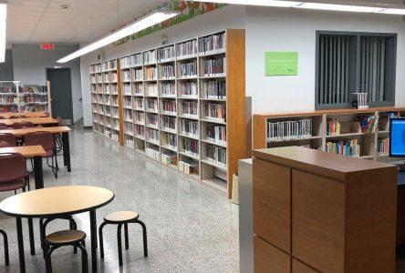 Prix reconnaissance des bibliothèques : Sacré-Cœur en lice dans la catégorie Innovation