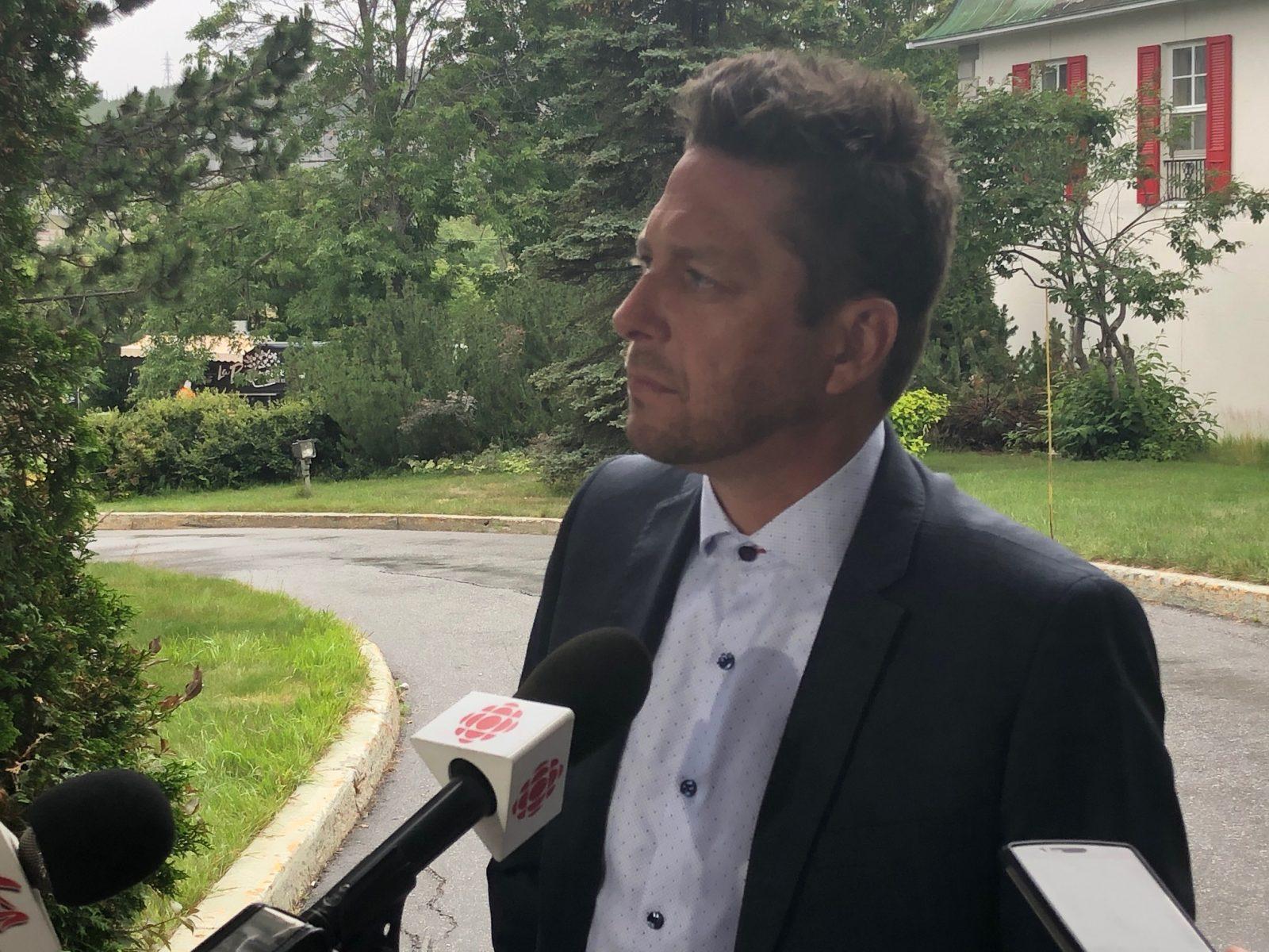 COVID-19 : Martin Ouellet en faveur du contrôle des accès à la Côte-Nord