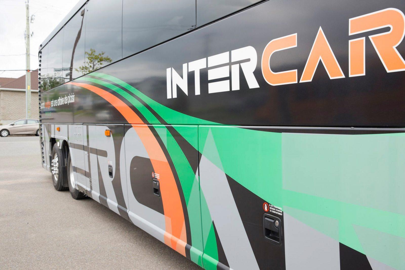 La compagnie Intercar est contrainte à changer ses trajets