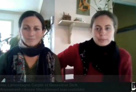 Audiences du BAPE sur le projet GNL Québec : la Haute-Côte-Nord se fait entendre