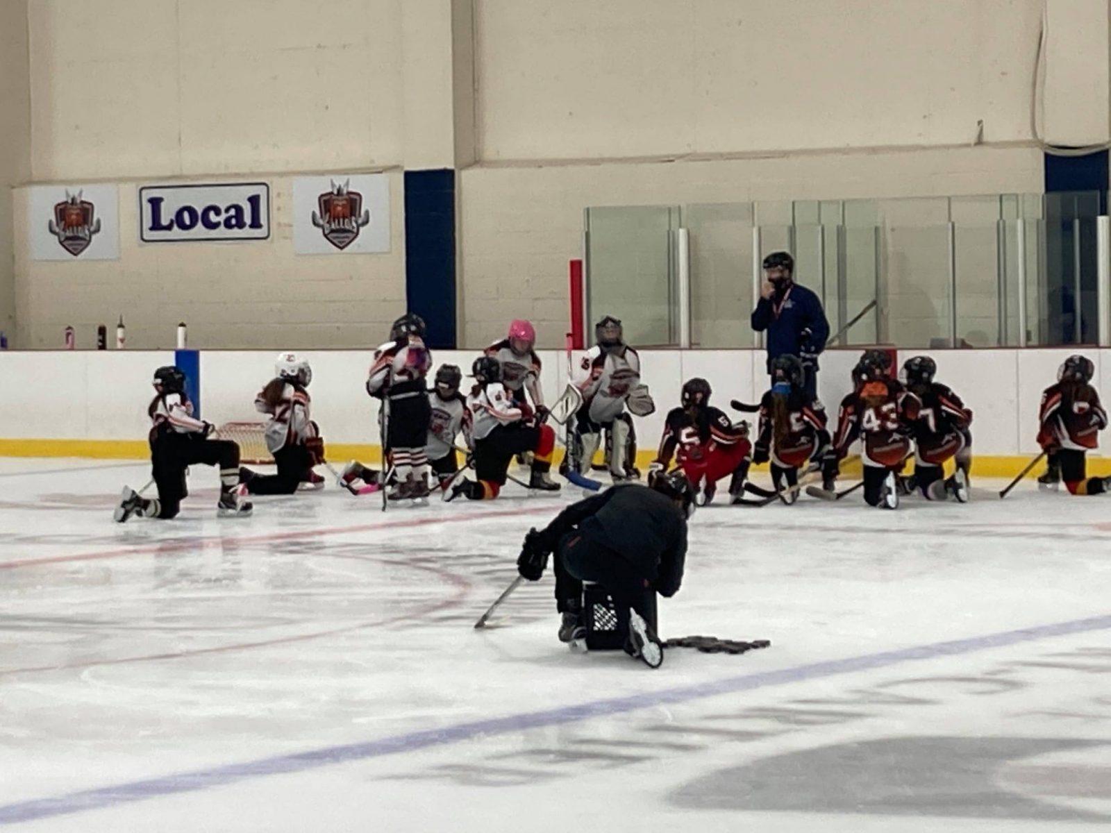 Journée enrichissante pour les hockeyeuses nord-côtières