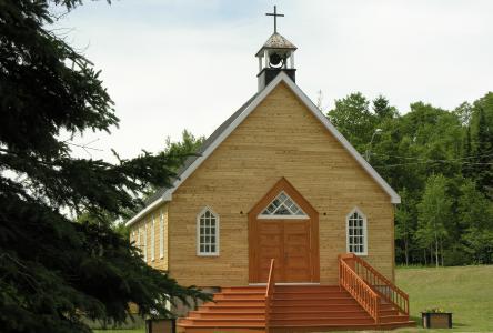 Sinistre au Musée de la Petite Anglicane : des travaux d'urgence sont nécessaires