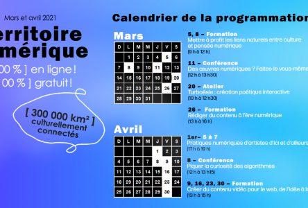 Culture Côte-Nord remet en selle Territoire numérique